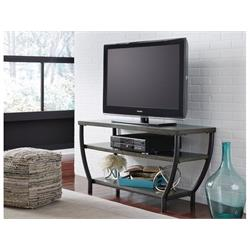 Champori Grayish Brown TV Stand W048-10 Image