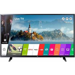 "LG 49"" 4k UHD Smart LED TV 49UJ6200-R Image"