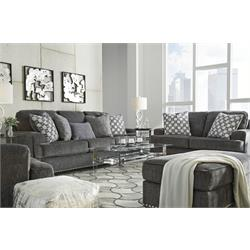 Carbon Locklin Sofa and Loveseat 95904-35-38 Image