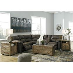 Tambo Canyon Dual Reclining 2pc Sectional 27802-48-49 Image